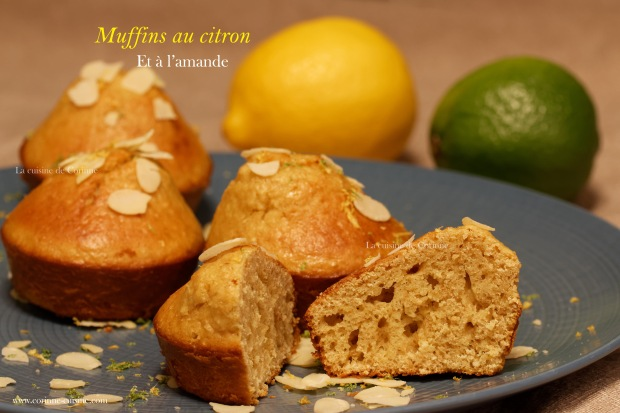 Muffin au citron