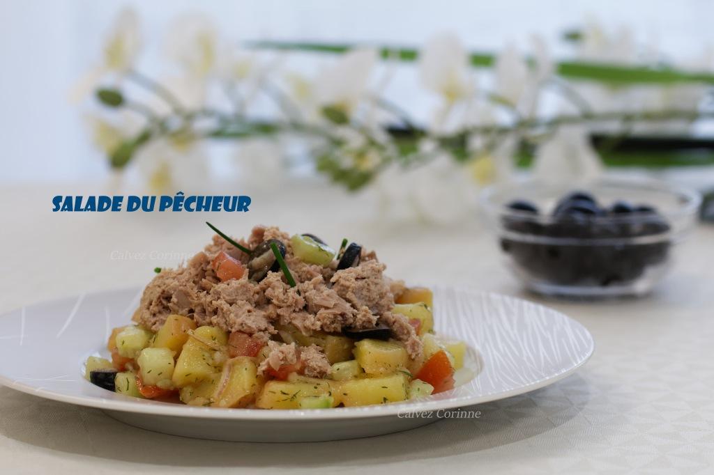 Pommes de terre au thon - Calvez Corinne