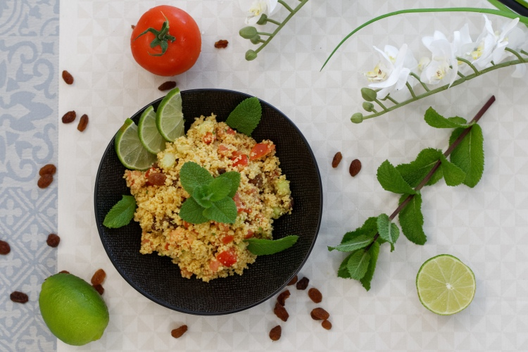 Taboulé - Corinne diététicienne nutritionniste - Viry - Annemasse