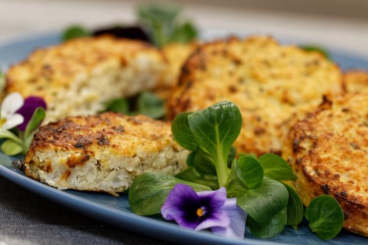 Croquettes de chou-fleur - Corinne diététicienne nutritionniste - Viry - Annemasse