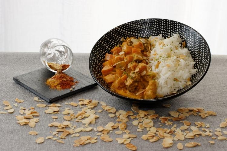 Curry de légumes - Corinne diététicienne nutritionniste - Viry - Annemasse